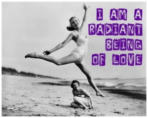 radiant being